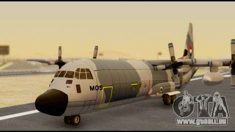 C-130 Hercules Indonesia Air Force für GTA San Andreas