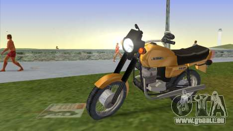 Jawa 638 für GTA Vice City
