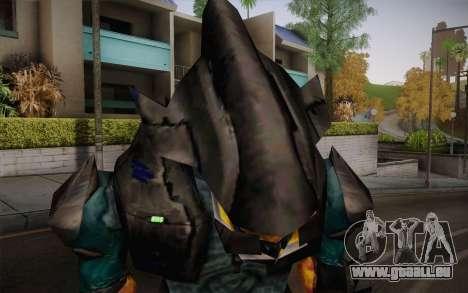 Black Elite v2 pour GTA San Andreas troisième écran