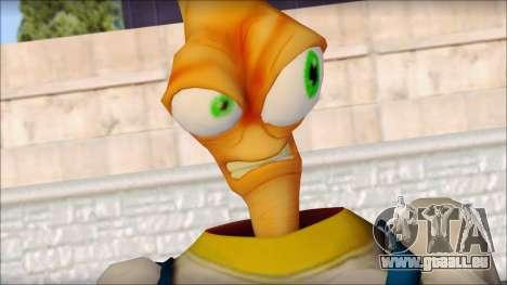 Earthworm Jim pour GTA San Andreas