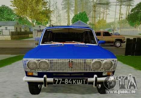 VAZ 21032 pour GTA San Andreas vue arrière