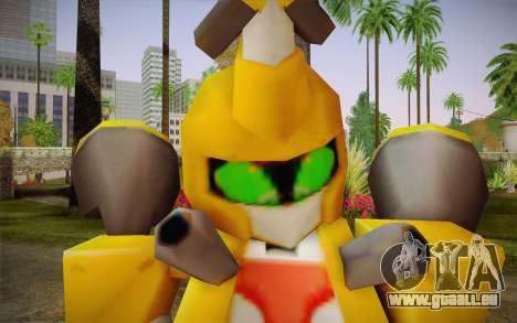 Metabee pour GTA San Andreas troisième écran