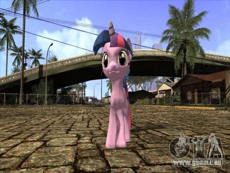 Twilight Sparkle pour GTA San Andreas