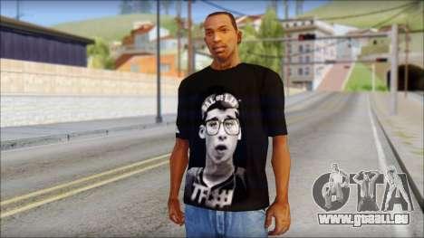 Jeremy Lin BAL-LIN T-Shirt für GTA San Andreas