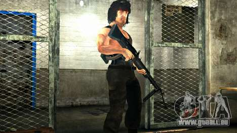 Rambo pour GTA 4