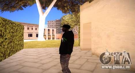 Sweet Swag Nigga pour GTA San Andreas deuxième écran