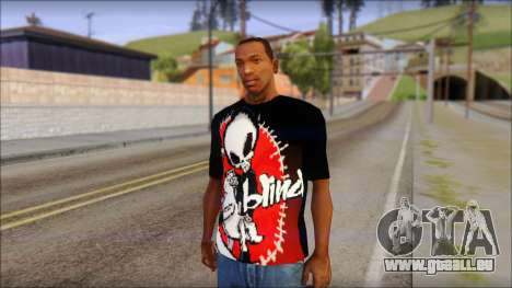Blind Shirt pour GTA San Andreas
