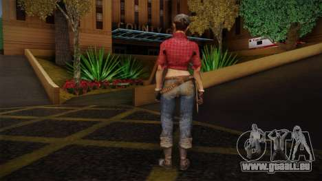 Misty from Call of Duty: Black Ops für GTA San Andreas zweiten Screenshot