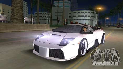 Lamborghini Murcielago V12 Tuning v.2 Final für GTA Vice City
