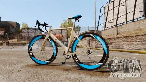 GTA V Tri-Cycles Race Bike pour GTA 4 est une gauche