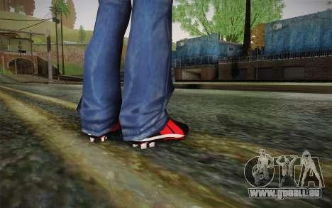 Shoes Macbeth Eddie Reyes für GTA San Andreas dritten Screenshot