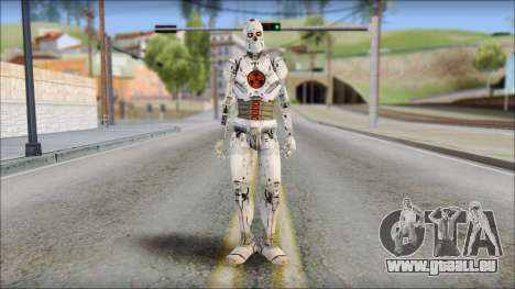 Dukeinator pour GTA San Andreas