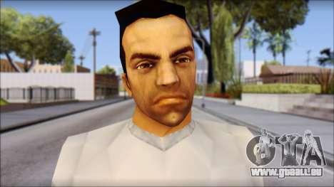 Toni Cipriani v1 für GTA San Andreas dritten Screenshot