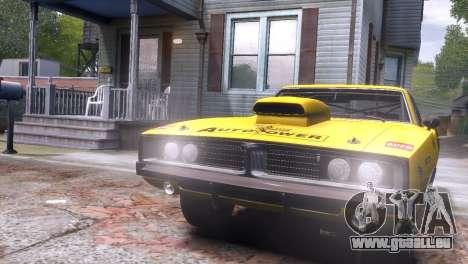 Dodge Charger RT 1969 EPM für GTA 4