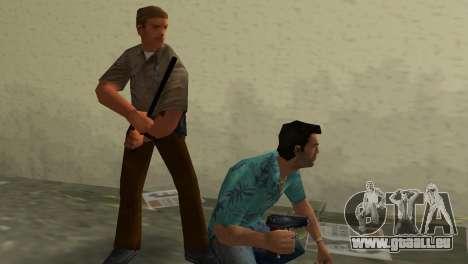 Eine Makarov Pistole für GTA Vice City fünften Screenshot