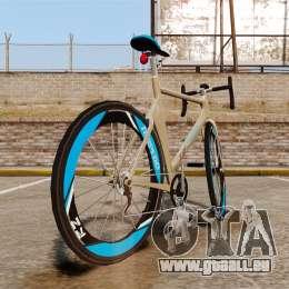 GTA V Tri-Cycles Race Bike pour GTA 4 Vue arrière de la gauche