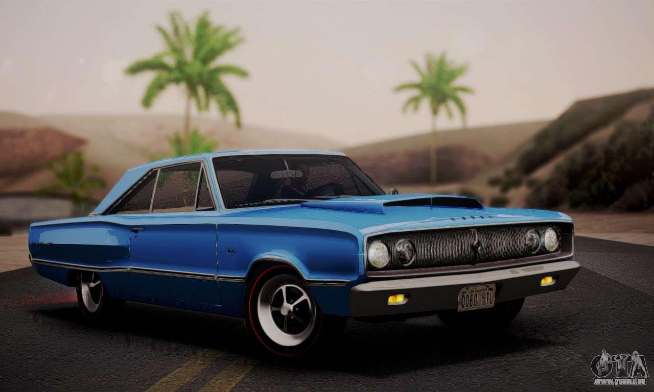 Dodge Coronet 440 Hardtop Coupe Wh23 1967 F 252 R Gta San