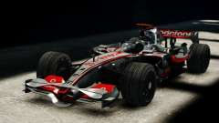 McLaren MP4-23 F1 Driving Style Anim pour GTA 4