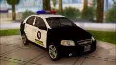Chevrolet Aveo Police
