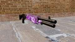 Ружье Franchi SPAS-12-Purple-Camo