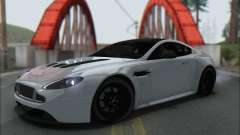 Aston Martin V12 Vantage S 2013 für GTA San Andreas