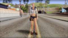Sherry Birkin Mercenaries from Resident Evil 6