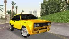 Fiat 131 Abarth Rally 1976 für GTA Vice City
