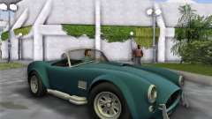 Shelby Cobra pour GTA Vice City