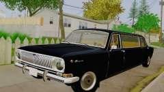 GAS-24-01 Limousine