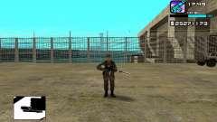 Perfect C-HUD pour GTA San Andreas