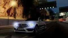 Mercedes-Benz C250 2014 V1.0 EU Plate