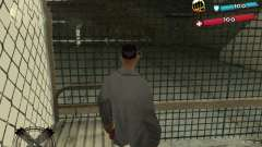 C-HUD by Accord pour GTA San Andreas