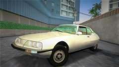Citroen SM 1972 für GTA Vice City