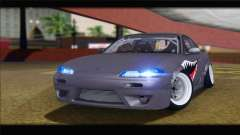 Nissan Silvia S15 Top Flight