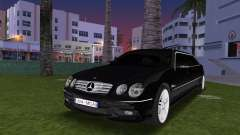 Mercede-Benz CL65 AMG Limousine für GTA Vice City