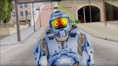 Masterchief Blue from Halo