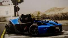 KTM X-Bow R 2011