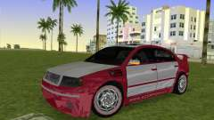 Skoda Superb Tuned pour GTA Vice City