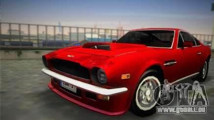 Aston Martin V8 Vantage 1970 pour GTA Vice City