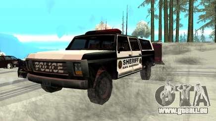 New Police Ranger pour GTA San Andreas