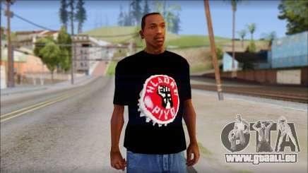 Hladno Pivo T-Shirt für GTA San Andreas