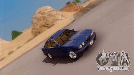 BMW 535i Stock für GTA San Andreas