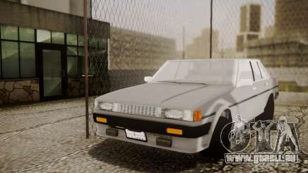 Toyota Cressida 1987 pour GTA San Andreas