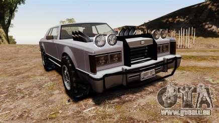 Dundreary Virgo Cliffrider pour GTA 4
