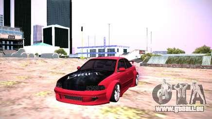 Audi A4 Extrême pour GTA San Andreas