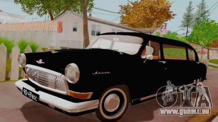 GAZ 21 Limousine für GTA San Andreas