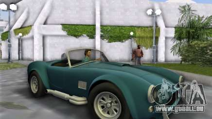 Shelby Cobra pour GTA Vice City