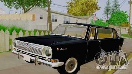 GAS-24-01 Limousine für GTA San Andreas
