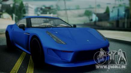 Grotti Carbonizzare from GTA 5 pour GTA San Andreas