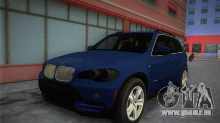 BMW X5 2009 für GTA Vice City